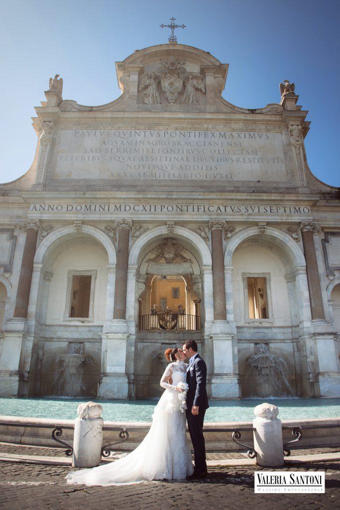 proposta di matrimonio Gianicolo Roma